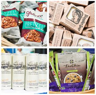 Natural Living Expo Samples