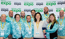 Natural Living Expo 271x163