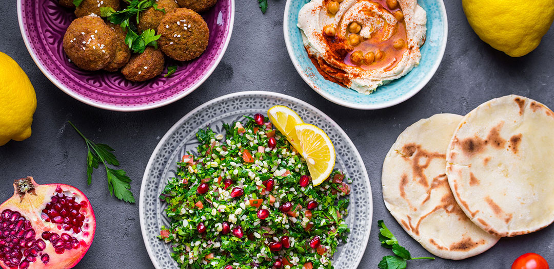 Middle Eastern Food 80582754 M