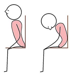Yoga Poses For Arthritis Pain Arthritis Cat Cow Pose In Chair