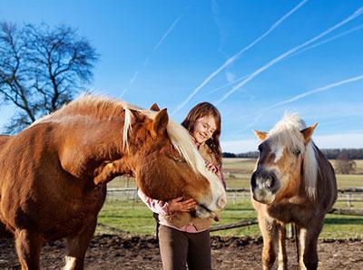 Girl Horses 21170874 S