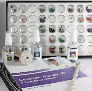 Gemstone Therapy Level 1 Tools And Manual