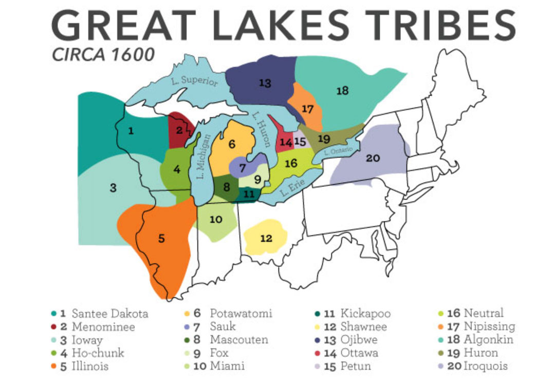 Great Lakes Tribes