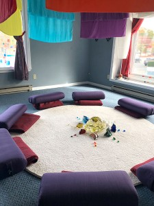 Inner Space Therapy Room