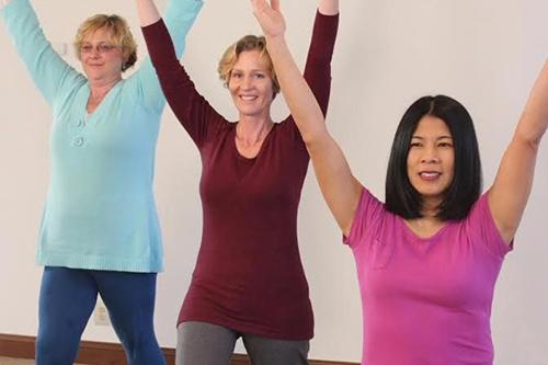 Yoga Class 3 Women
