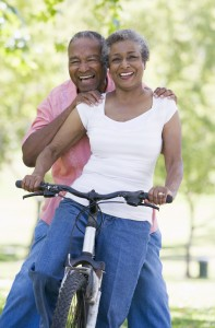3177135 Senior Couple On A Bicycle