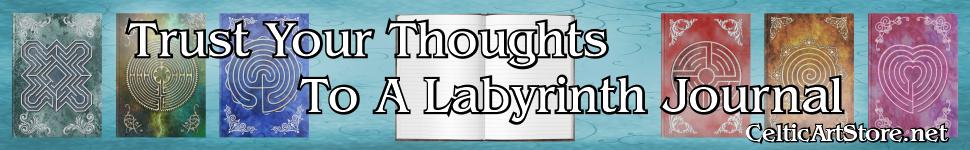 Labyrinth Journal Banner Ad 1