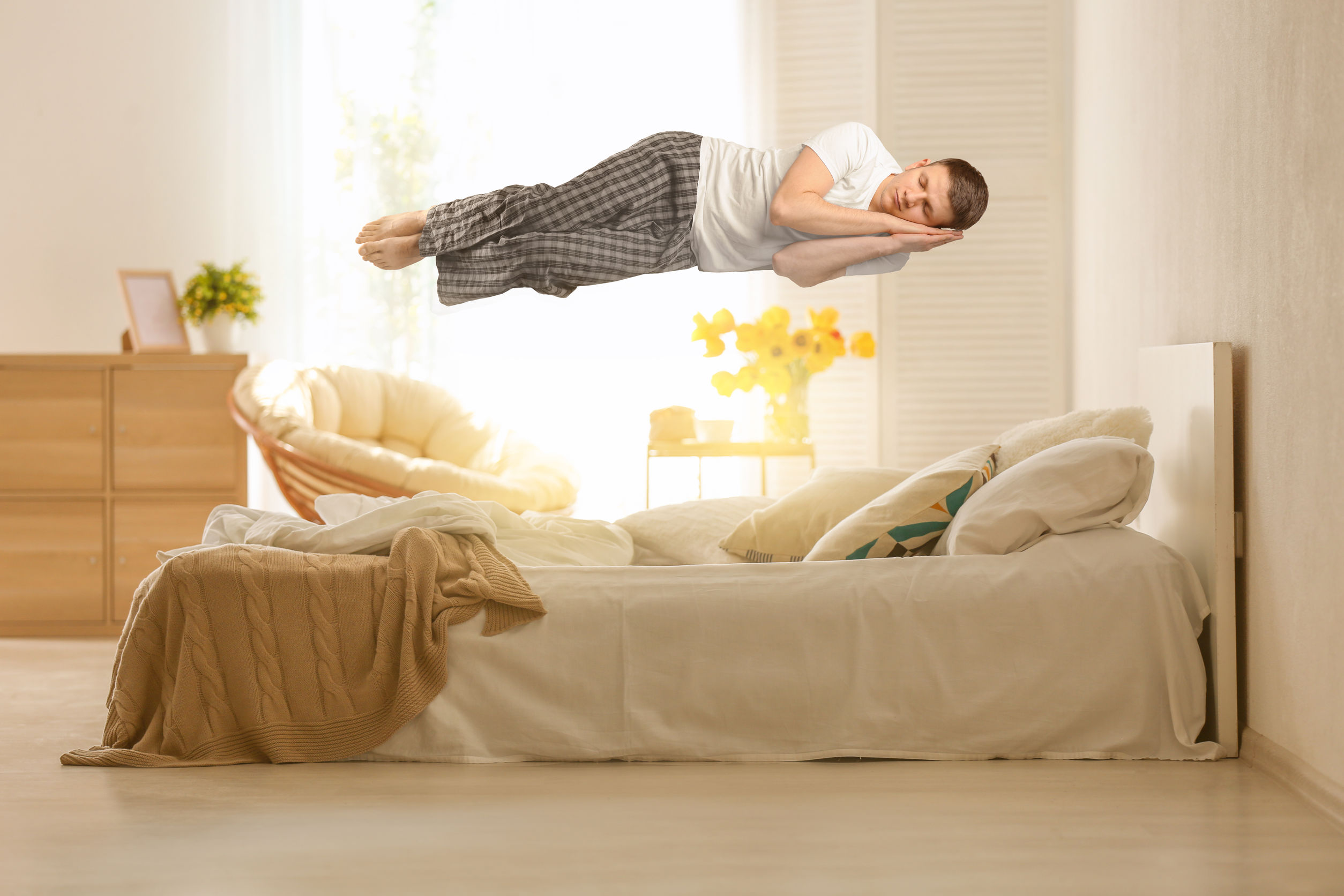Mediation and levitation