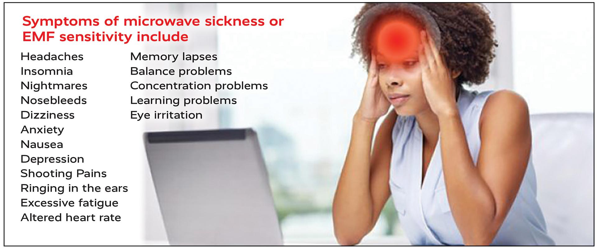 Symptoms Of Emf From Soc Emf Interview